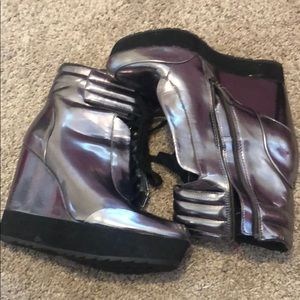 Boutique 9 wedge boots